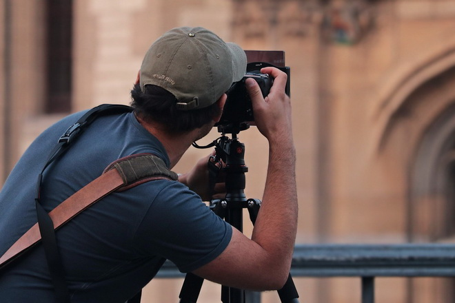 Может ли фотограф быть самозанятым?