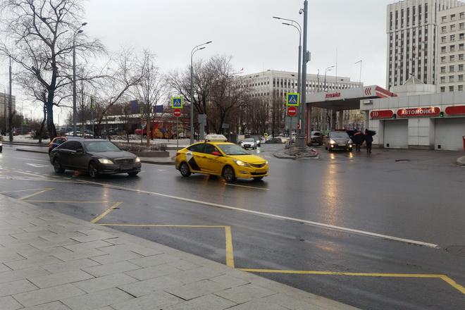 Может ли таксист быть самозанятым?