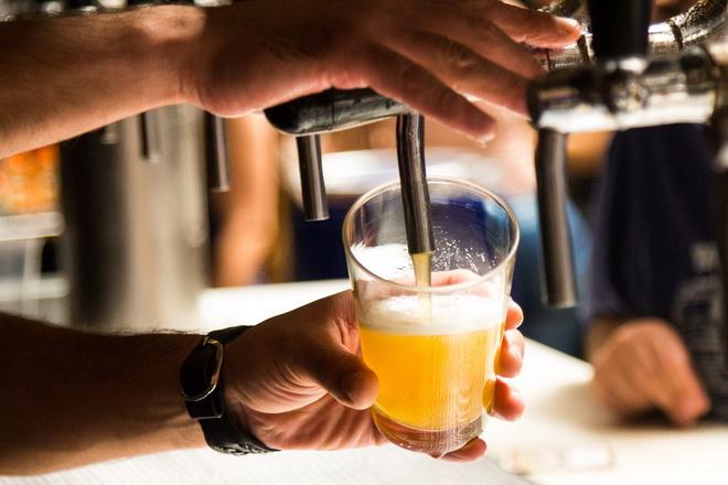 Может ли торговать пивом самозанятый?